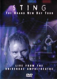Cover Sting - The Brand New Day Tour - Live From The Universal Amphitheatre [DVD]